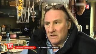 GERARD DEPARDIEU :