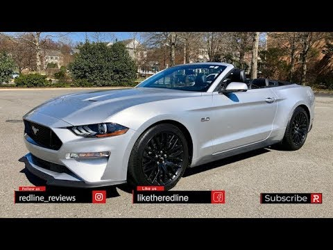 2019 Ford Mustang GT Convertible – Welcome To America