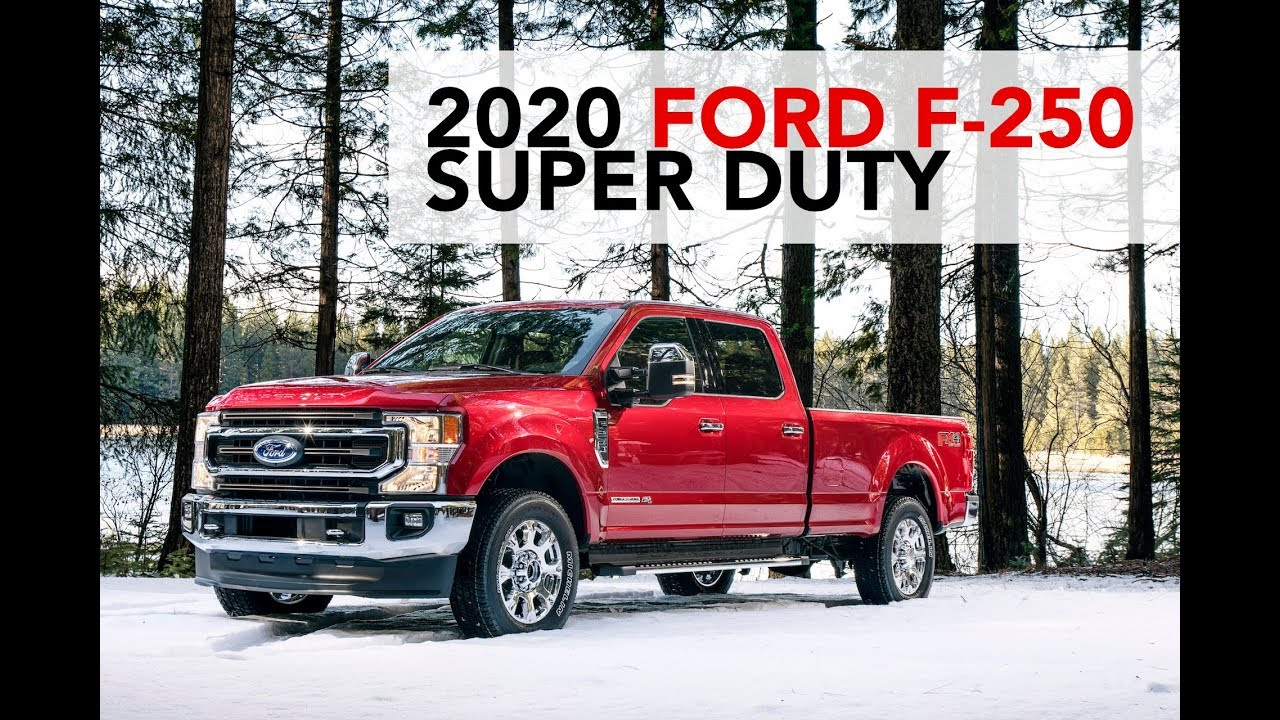 ford   super duty overview youtube