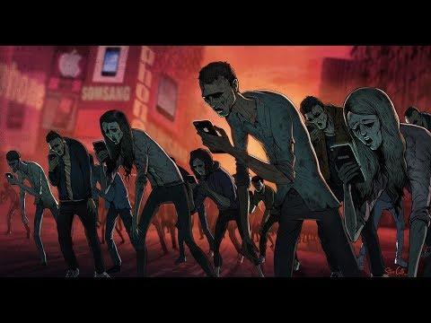 Overdose Society (Steve Cutts) Sad Animation