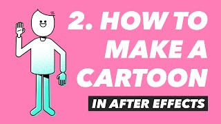 Video 2. RIGGING FOR BEGINNERS - HOW TO MAKE A CARTOON - AFTER EFFECTS ANIMATION TUTORIAL download MP3, 3GP, MP4, WEBM, AVI, FLV April 2018
