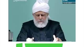 How to Celebrate New Year in words of Ahmadiyya Khalifat ?