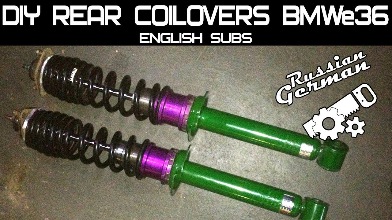 series monors gsp coilovers bmw project godspeed