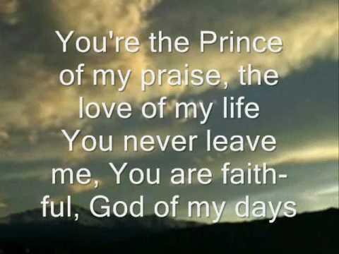 God of My Days