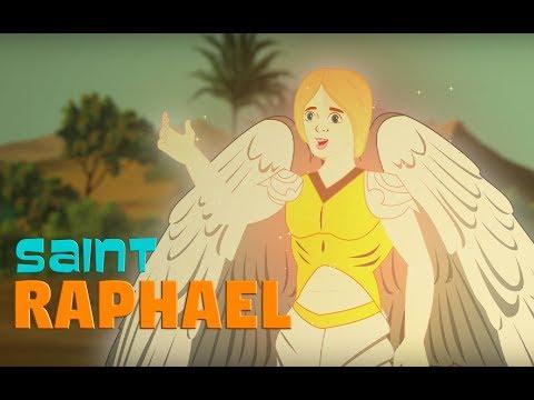 Story Of Saint Raphael | English | Story Of Saints