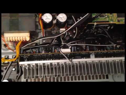 dépannage chaîne home cinéma Pioneer VSX-323-K