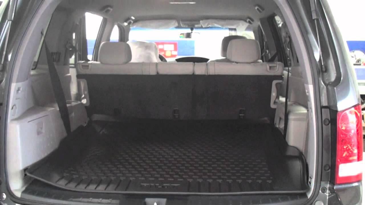 Honda Pilot Cargo Tray Installation Honda Answers 42