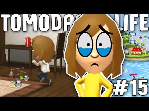 TRAGEDIA AL MIGNOLO DI KENNOIA - Tomodachi Life #15