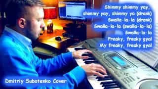 KARAOKE Jason Derulo - Swalla (Piano Cover)
