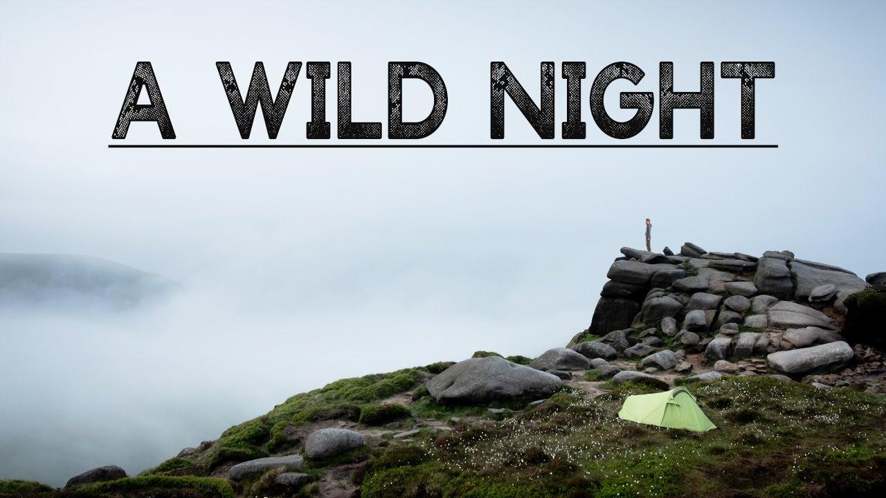 Mountain Photography & Serene Wild Camp