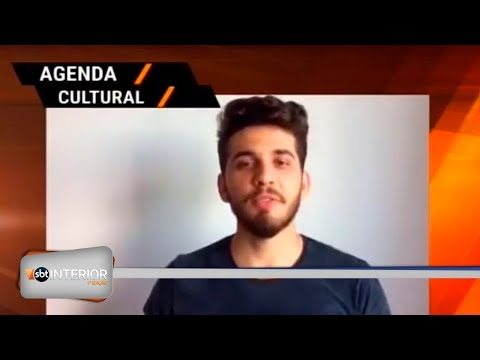 Agenda Cultural: Gustavo Mioto e outras atrações agitam o fim de semana