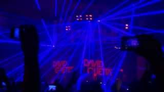 DAVID GUETTA live @ PACHA IBIZA (August 8th 2013)
