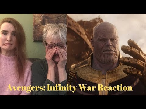 We Cant Believe Thanos Wins! Avengers: Infinity War REACTION!! MCU Film Reactions!