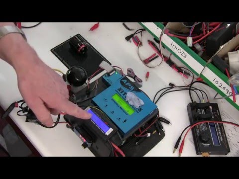 TEKIN G3 Brushless Motor Tests.Standard and RPM versions