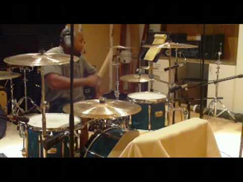 Jon Knox Drum Session for Sam Miller