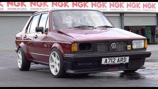 VW Jetta LX - 2.0 TFSI 4Motion - 345bhp - 1/4 Mile 11.84