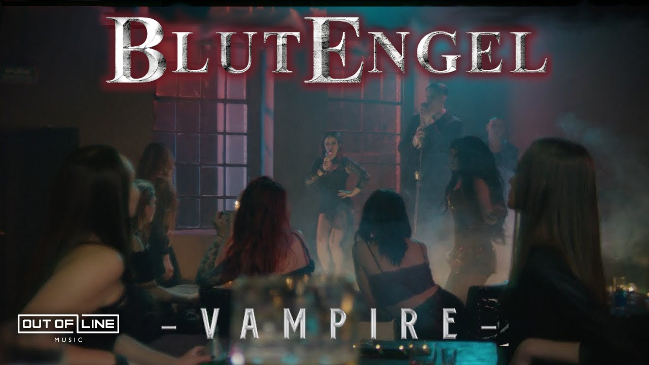 Blutengel - Vampire (Official Musicvideo)