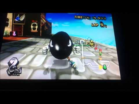 Mario Kart Wii Hacker Races #19 (with BrineHasDiamonds)
