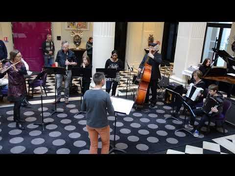 2018 02 Concert Radisson Jazz - Atelier Musiques du monde