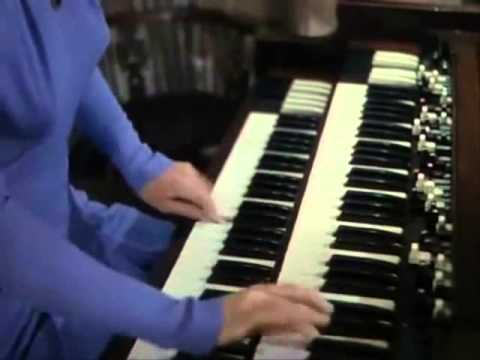 Video - Ethel Smith play Hammond organ - Party one
