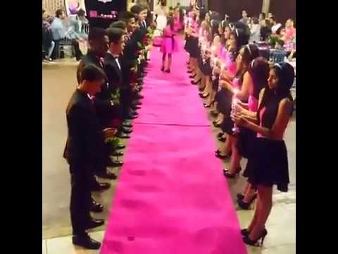 Festa De 15 Anos Gospel Julia Fernandes Youtube