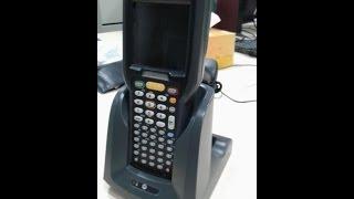 Motorola MC3190 / MC3100 Datawedge / WLAN problem