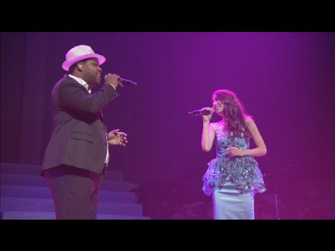 A Whole New World - May J. with Chris Hart