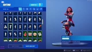 FORTNITE SHIMMER EMOTE (1 HOUR)