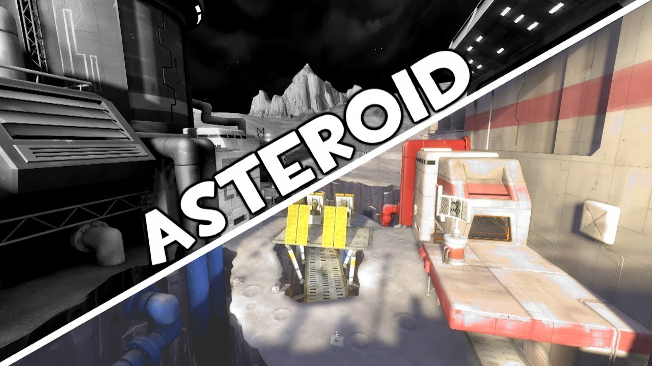 TF2 - Asteroid Is So Bad It Becomes Really Good