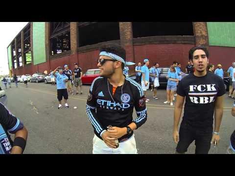 NYCFC PREGAME/TAILGATE PARTY AT RBA 8-9-2015