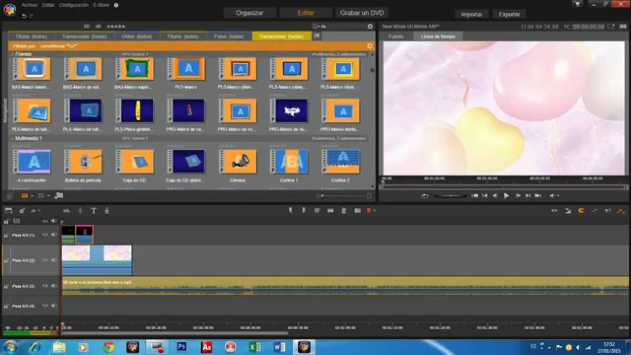 Tutorial Como Usar Pinnacle Studio 18 - YouTube
