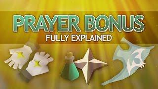 PRAYER BONUS (Fully Explained)