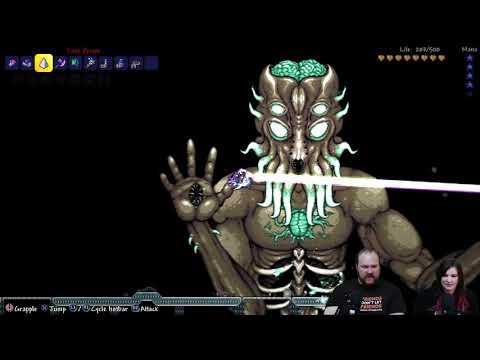 Terraria 1.3 Console Showcase: Moon Lord