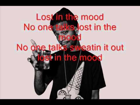 Kid Cudi- The Mood Lyrics