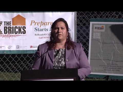 "Salt Lake City's ""Fix the Bricks"" Program"
