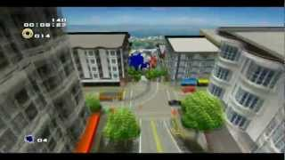 Sonic Adventure 2 HD [HD PC - Gameplay]