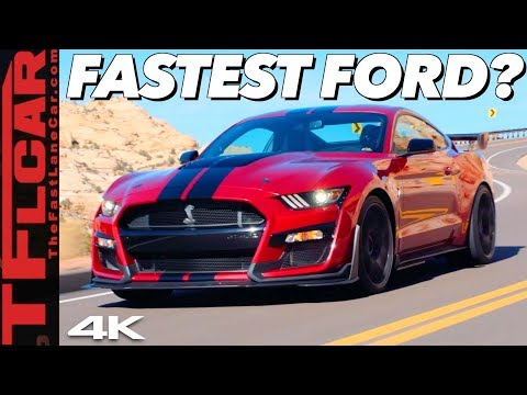 2020 Ford Shelby Mustang GT500: Exclusive Insights with the Car's Chief Engineer!