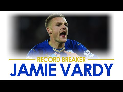 Jamie Vardy: Record Breaker (Sky Sports Original - 25/12/15) SD