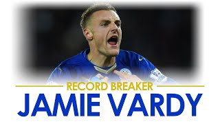 Jamie Vardy: Record Breaker (Sky Sports Original - 25/12/15) SD