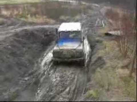 Off Roading Fun At Frickley 4x4 Off Road Centre