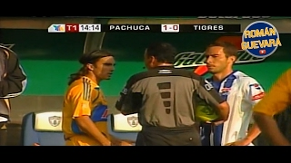 Pachuca vs Tigres 6-1 Jornada 5 Clausura 2008 Liga Mx HD