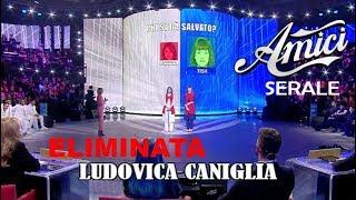 Amici 2019, Il Serale: Ludovica Caniglia LITIGA con Jefeo ed è la SECONDA ELIMINATA del Programma
