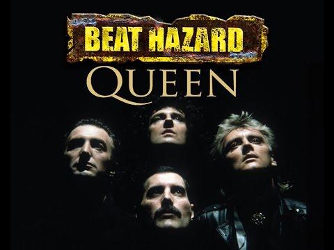 Queen - Bohemian Rhapsody - Beat Hazard Gameplay