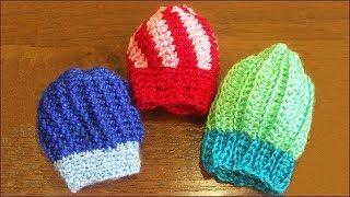 Образцы шапок. Шапки крючком по схеме. Вязание шапок крючком. Часть 1. (Hats. Samples. P. 1)