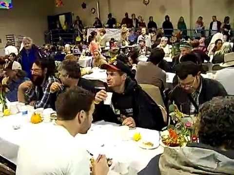 Whiteaker Thanksgiving Dinner, HOPE!