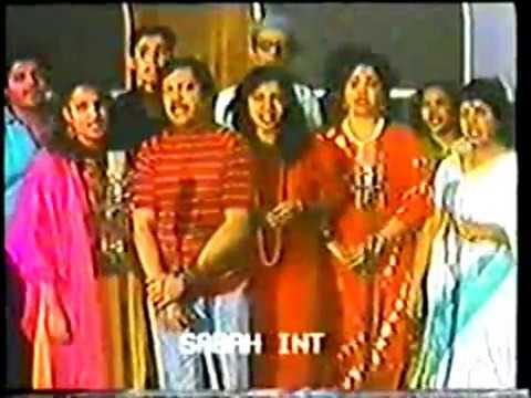 Tamma Tamma Loge - Recording (Anuradha PaudwalBappi Lahiri)