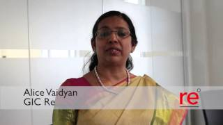 Alice Vaidyan on the growth of GIC Re