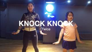 HY dance studio   KIDS dance   ???? -  knock knock