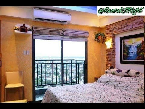 For Rent/Lease Stylish Studio Unit with Balcony