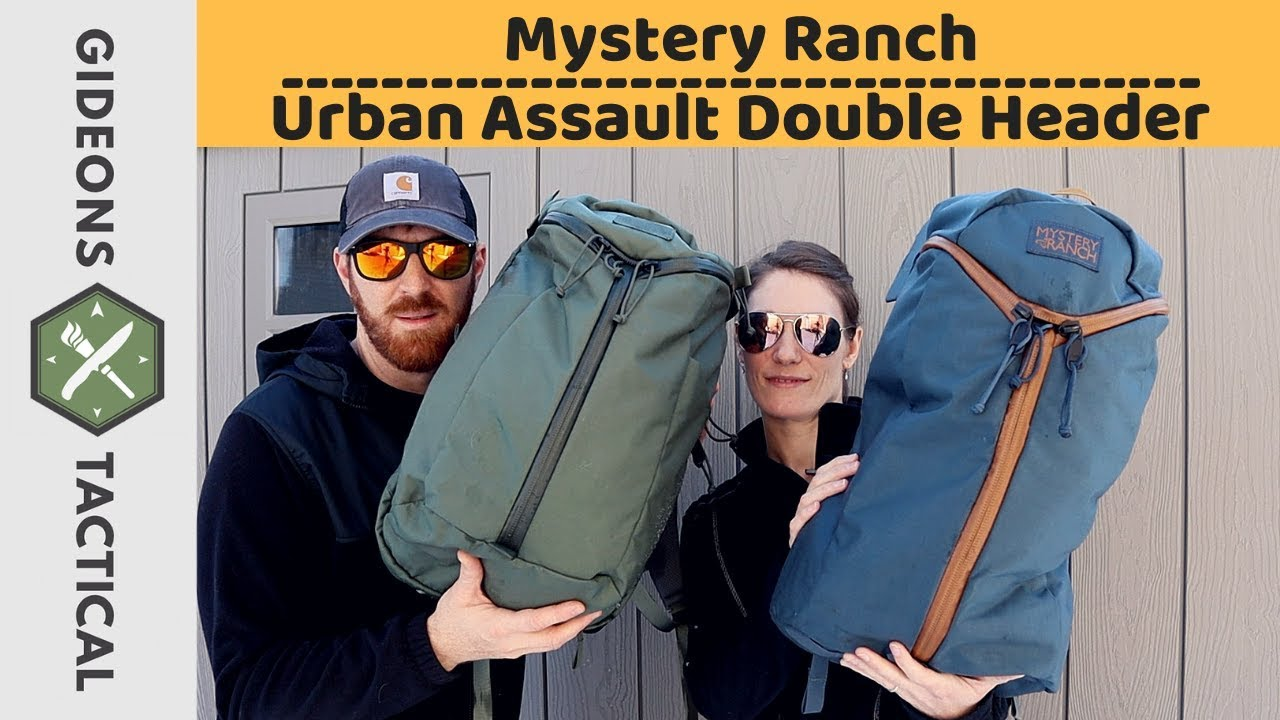 Forest Mystery Ranch Urban Assault 21 Backpack